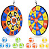 50%OFF  Kids Game Dart Board 2 Pcs