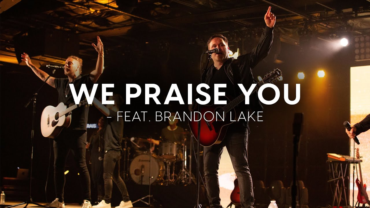 Matt Redman - We Praise You Lyrics & Audio