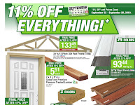 Menards Weekly Sale Ad September 22 - 28, 2019 and 9/29/19