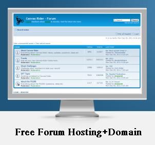 free forum with free domain