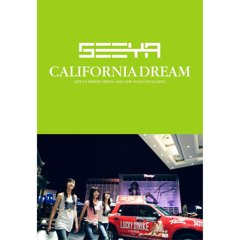 SeeYa – California Dream (FLAC)
