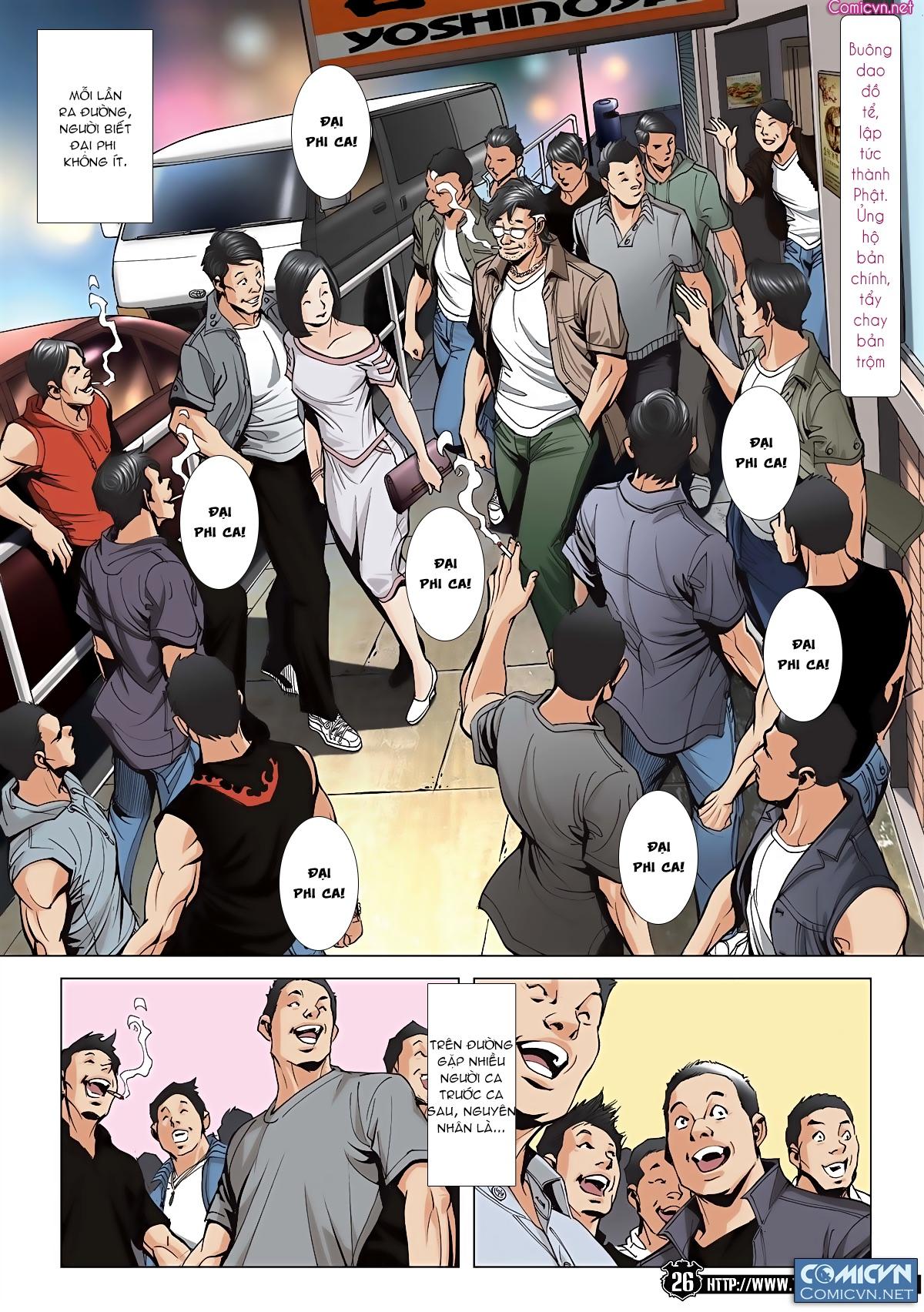Người Trong Giang Hồ chapter 1969: sẽ có lúc gục ngã trang 23