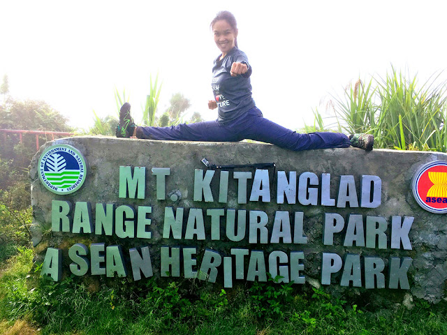 Mount Kitanglad Summit