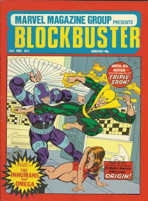 Blockbuster #3, Iron Fist