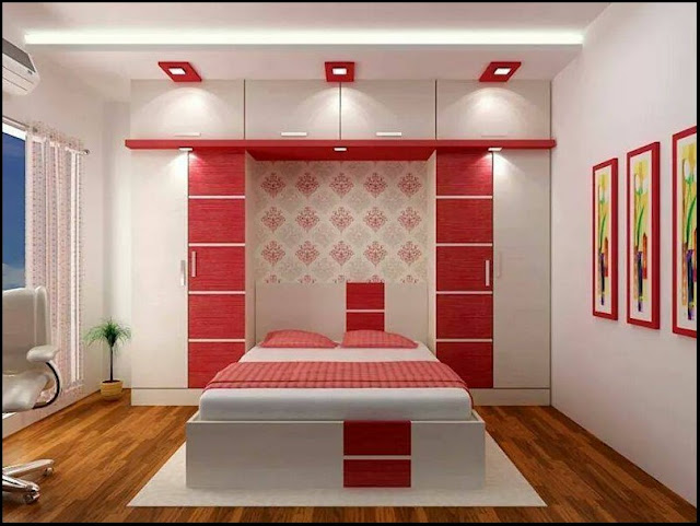 4. rose color bedrooms