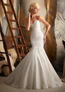 vestidos de noivas sereia - looks, dicas e fotos