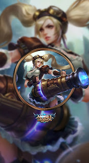 Layla Malefic Gunner Heroes Marksman of Skins V2