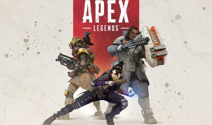 Game PC Terbaik di Tahun 2019 - Apex Legends