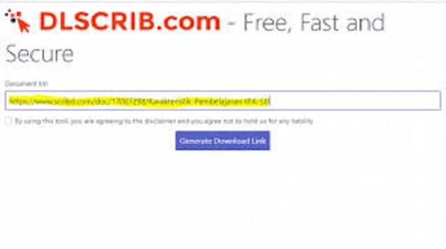 Scribd Downloader