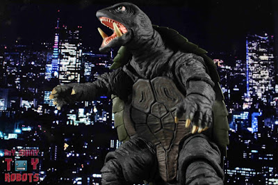 S.H. MonsterArts Gamera [1995]