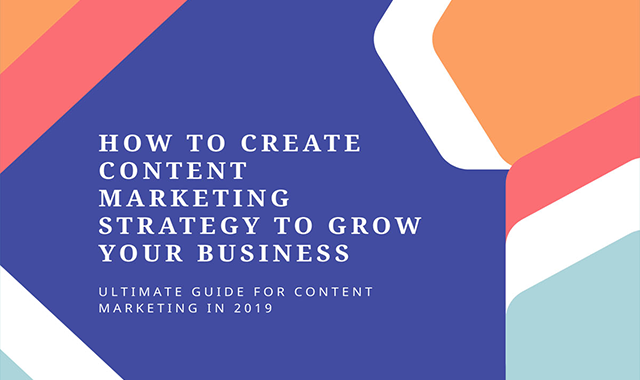 Ultimate Guide for Content Marketing in 2019 #infographic
