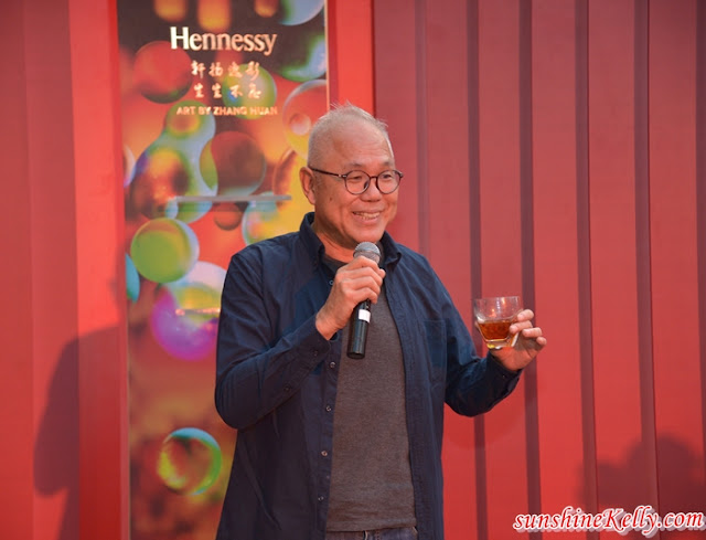 Hennessy Renewal of Hope for CNY 2020, Hennessy, Spheres of Hope, Garden of Hope, Moët Hennessy Diageo (MHD) Malaysia,  Lim In Chong, Inch, Zhang Huan's artwork, Lifestyle