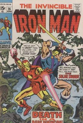 Iron Man #26, Val-Larr