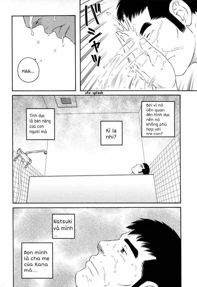 Trang 10 - Người chồng của em tôi-Chap.11 Vol.2 (- Gengoroh Tagame) - Truyện tranh Gay - Server HostedOnGoogleServerStaging