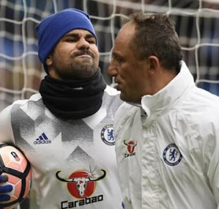 EPL: Chelsea Drops Diego Coasta Against Leicester Over Argument With Coach