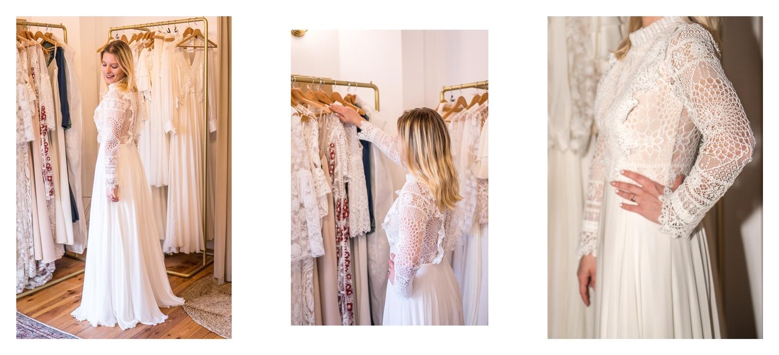 14 suknia ślubna bez stanika bez biustonosza bez halki bez pleców bez dobień minimalistyczna suknia ślubna ze spódnnicą z odkrytymi plecami