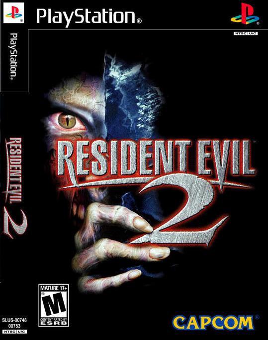 Resident Evil 2 (Disc 2)