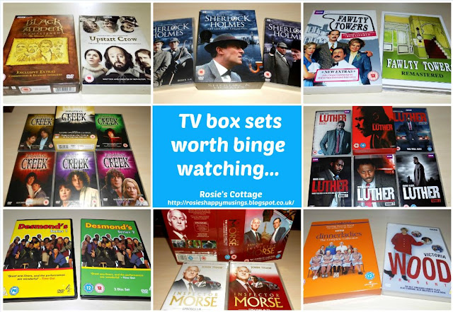 Favourite UK TV box sets worth binge watching...