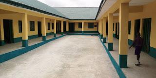 Former Reps Member Donates Block of Classrooms, To Ogun Community