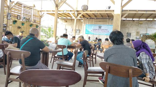 Setelah Lotim, LDC kembali gelar diskusi publik di Loteng
