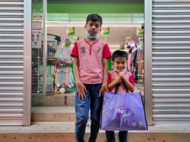 Shopping Raya 2021