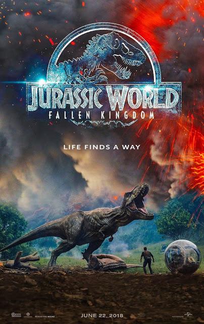 Jurassic World: Fallen Kingdom (2018) ταινιες online seires xrysoi greek subs