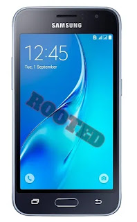 How To Root Samsung Galaxy J1 2016 SM-J120H