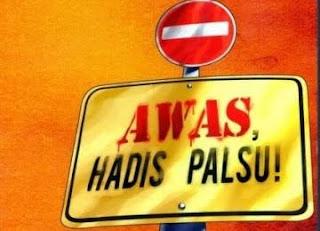 Awas Hadist-hadist Palsu, Maraknya Hadist Dhoif Dan Maudhu