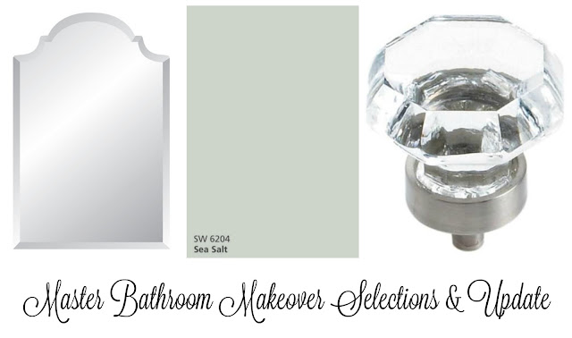 Master Bathroom Makeover-Selections-From My Front Porch To Yours