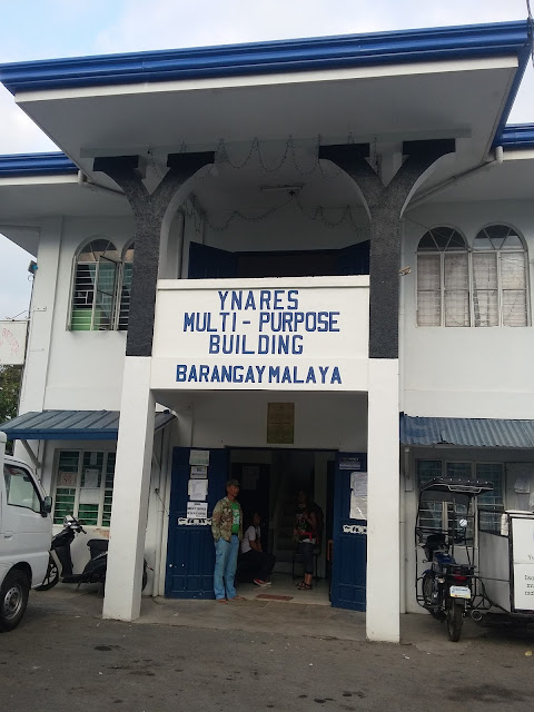 Multi-Purpose Bldg. of Brgy. Malaya