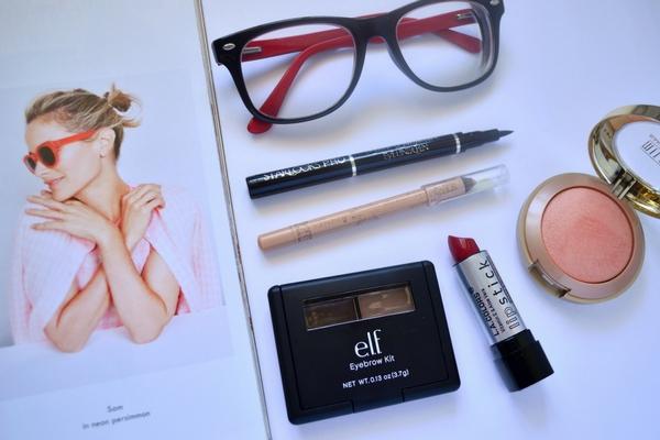 trucos maquillaje lentes montura gafas fácil