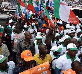Defection Tsunami Hits Edo PDP As Tony Anileh, Other Leaders With Over 3000 Members Defect To APC