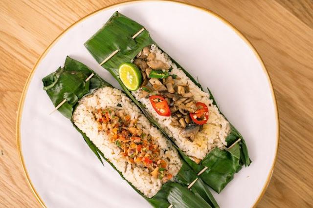 resep nasi sisa untuk nasi bakar