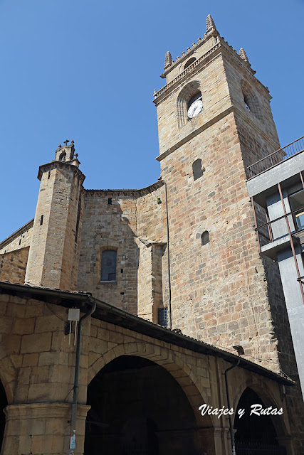 Basílica de Santa María de Uríbarri de Durango