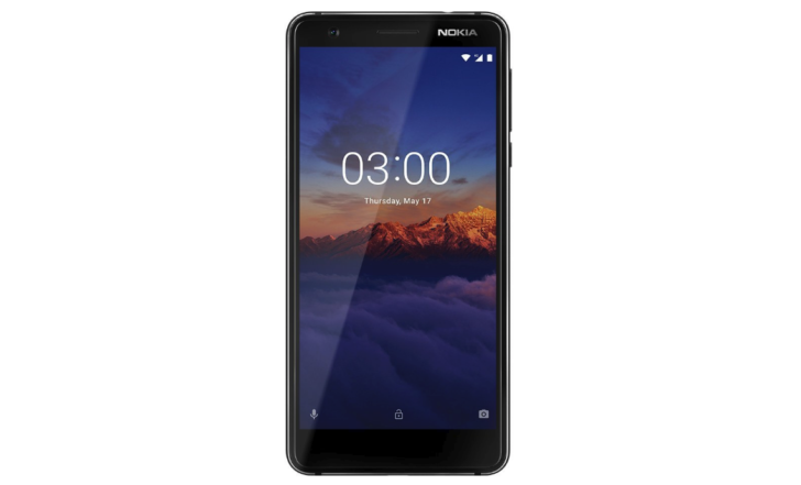 Pre-order started in US for Nokia 3.1 at $159 on Amazon