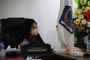 Ibu Rita Rapat Bersama Ibu Iriana Jokowi Bahas Kesiapan Dekranas ke - 41