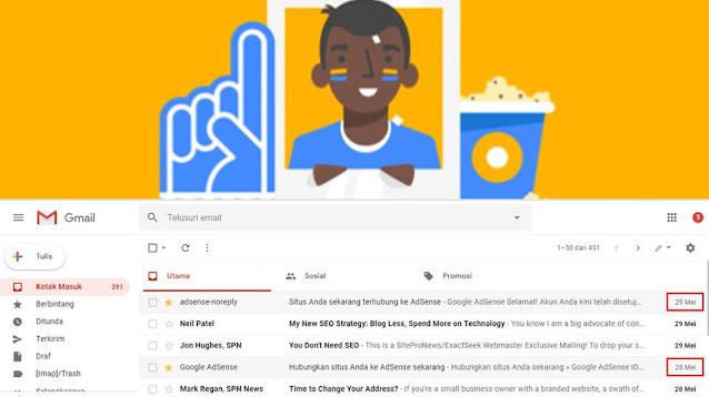 Belajar Google Adsense dari Nol