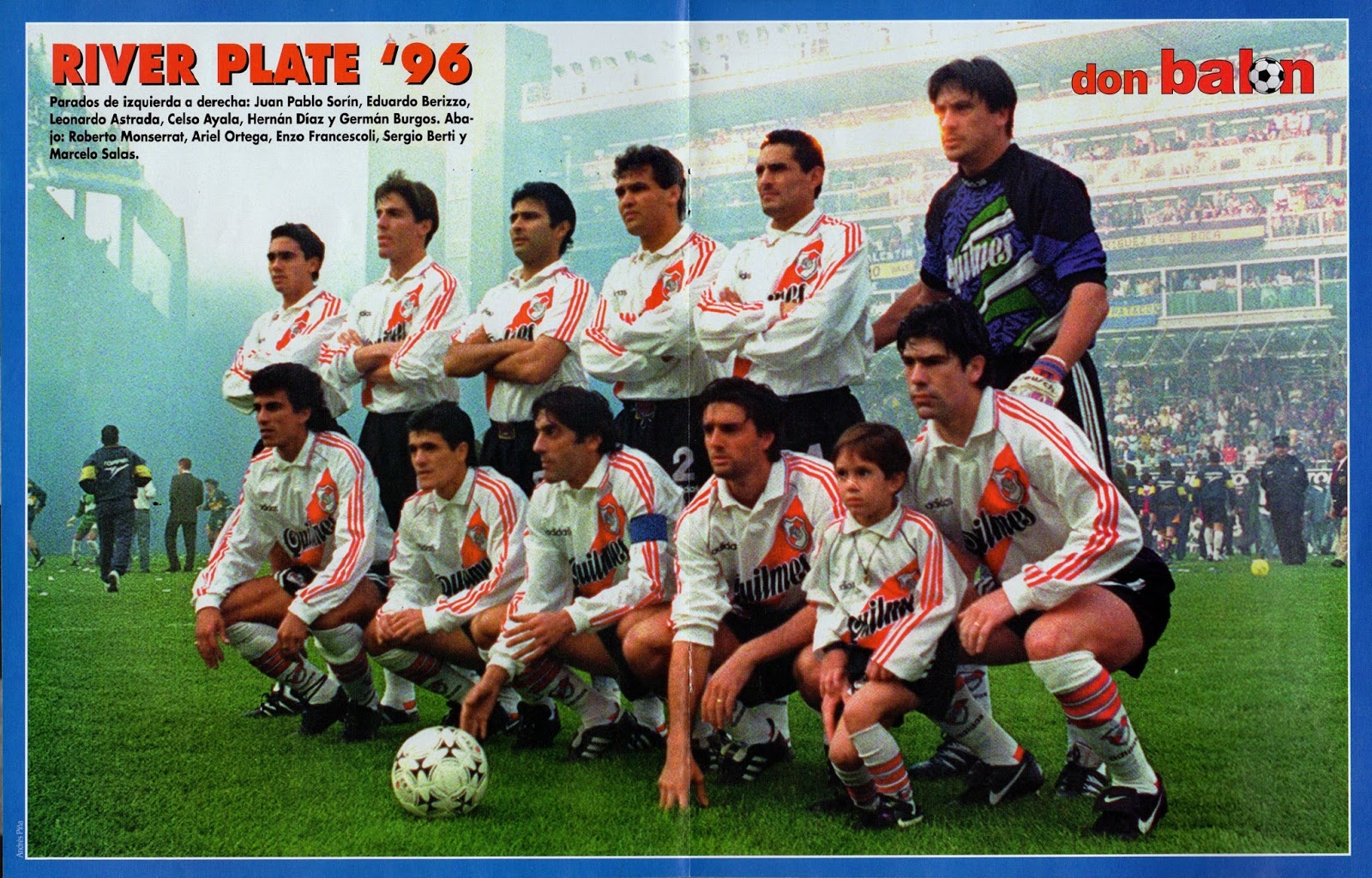 River Plate: Soccer Nostalgia: Old Team Photographs-Part 33f