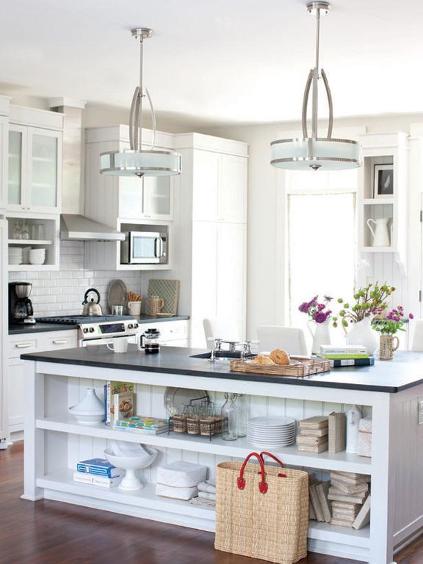 Kitchen Lighting Design Ideas From HGTV   Interior Design ...