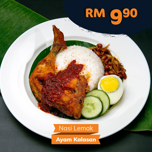 Fatin Kitchen : Tempat Makan Best Di Danau Kota, Kuala Lumpur