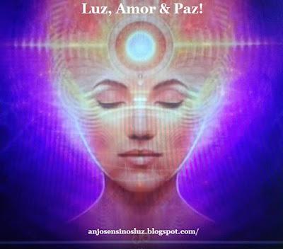 Luz, Amor e Paz!