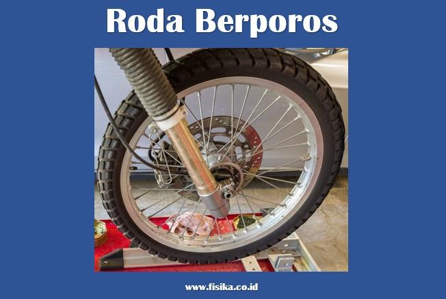 Roda Berporos Rumus, Keuntungan Mekanis, Contoh Soal