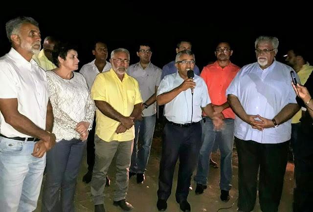 Prefeitura Municipal de Olho D' Água do Casado, encerra lixão a céu aberto no município