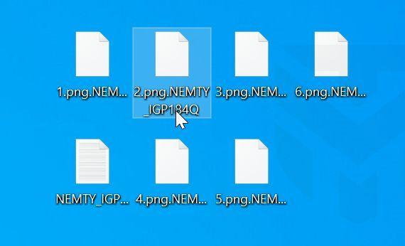 NEMTY 2.6 REVENGE (Ransomware)