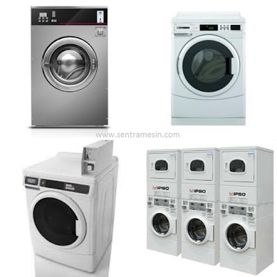Daftar mesin cuci koin untuk laundry
