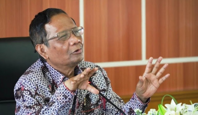Mahfud Sebut Indeks Demokrasi di Jakarta Lebih Tinggi dari Daerah Lain