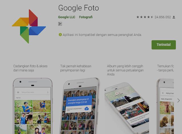 5+ Cara Mengembalikan Foto yang Terhapus di HP Android 7