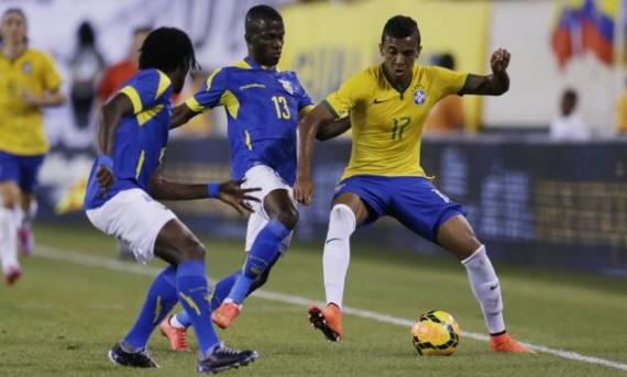Brazil vs Ecuador - Copa America