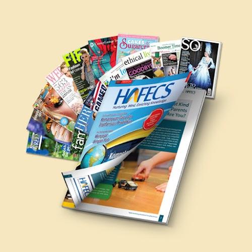 Cetak Buku Majalah