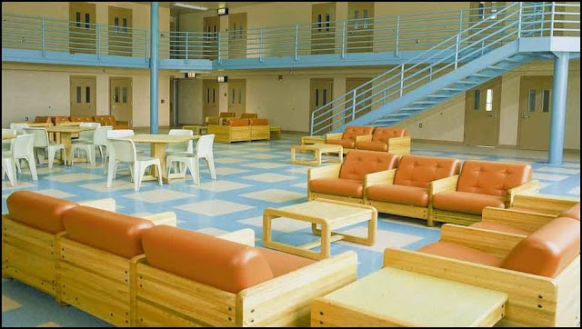 Top 10 Luxury Prisons That Are Nicer Than Your House!